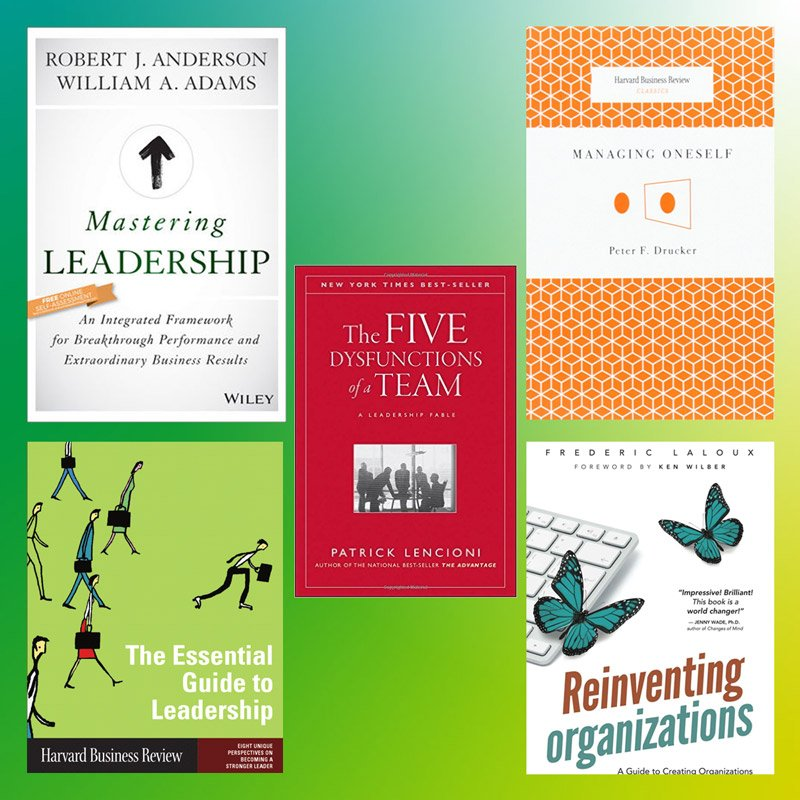 Leadership Books Every Leader And Manager Should Read